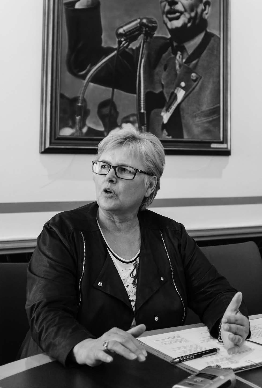 Dorothea Schittenhelm © Christine Weislein