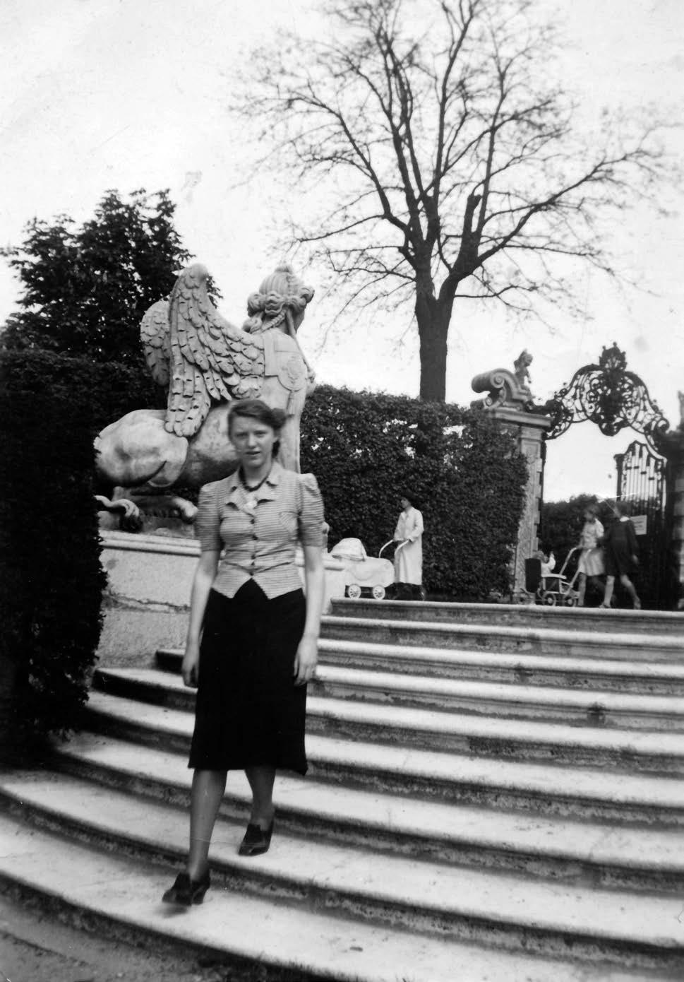 Käthe Sasso 1945 © Käthe Sasso