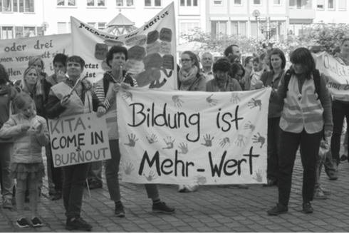 Demo in Landau am 21. Mai © jonas priester/flickr