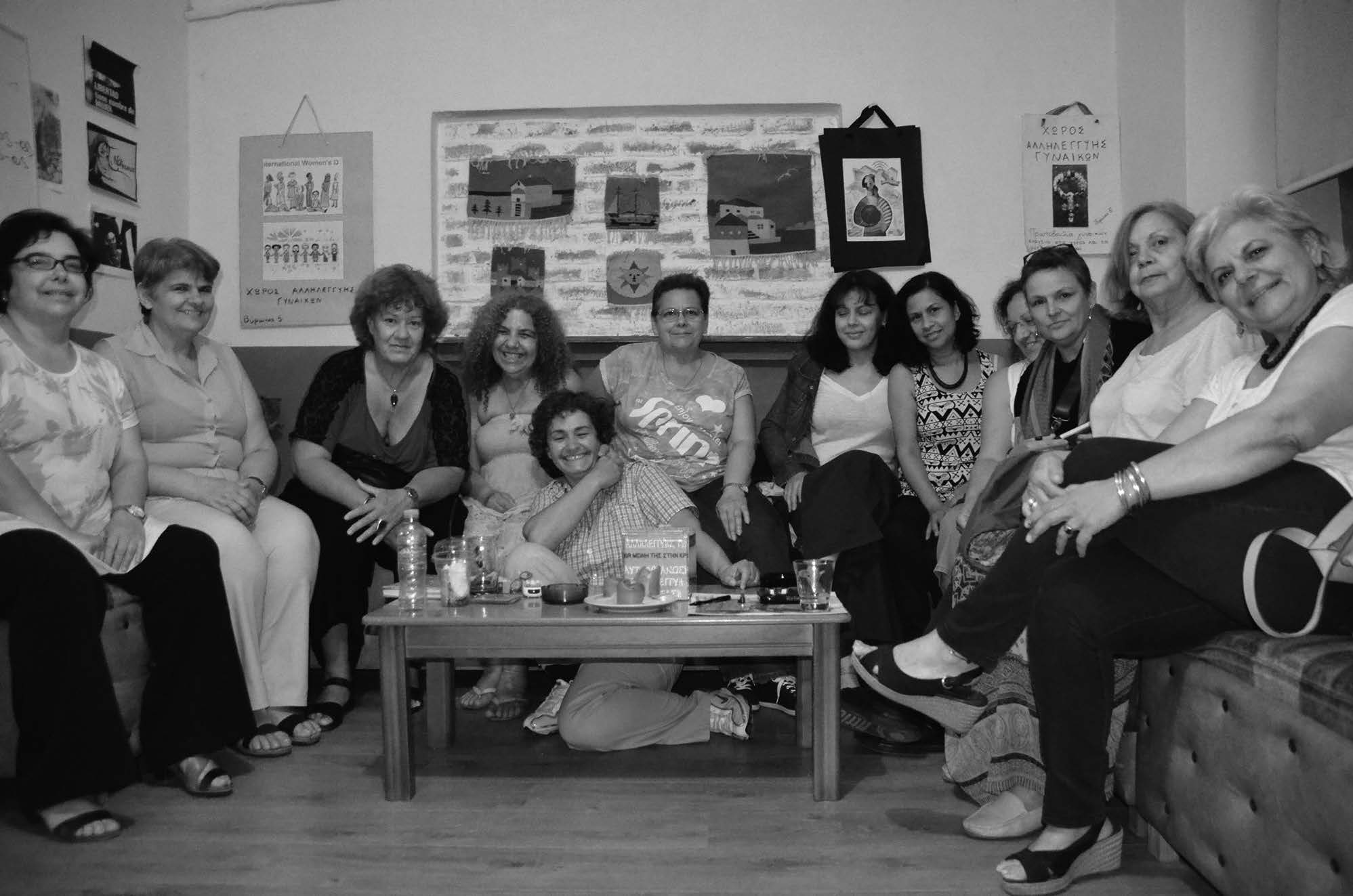 Women's Initiative Against Debt and Austerity Measures © Manuela Banoža