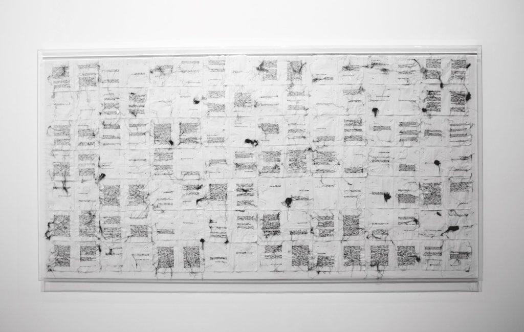 Maria Lai © Italo Rondinella, Courtesy: La Biennale di Venezia
