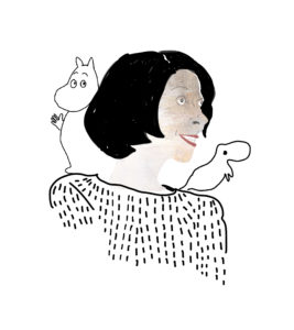 Illustration: Lina Walde