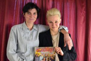 Birgit Stöger und Katharina Klar - Foto: © Ulli Koch