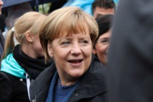 Angela Merkel © flickr philipp'